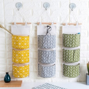 Wall Hanging Storage Bags
